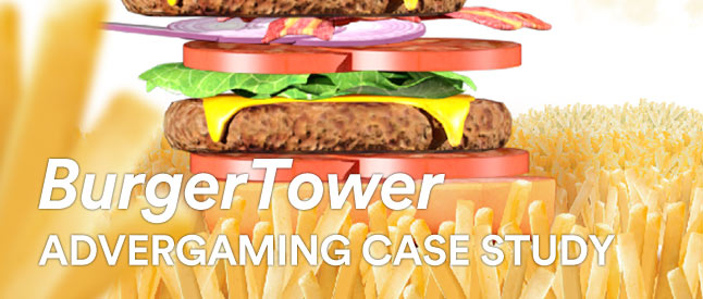 Burger Tower. An Advergaming case study