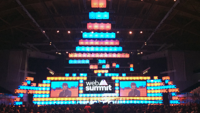 The WebSummit for a VR startup